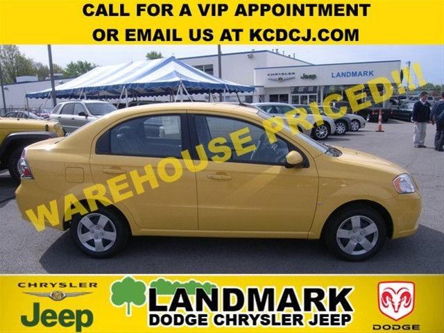 2009 Chevrolet Aveo Lt For Sale In Independence Missouri