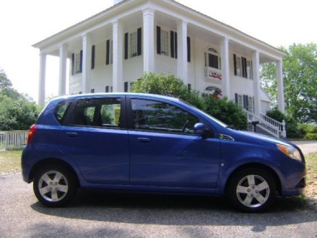 2009 chevrolet aveo lt for sale in edgefield south carolina classified. Black Bedroom Furniture Sets. Home Design Ideas