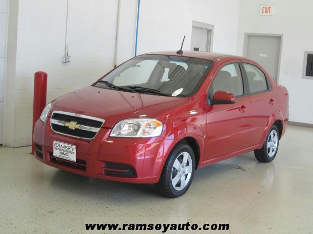2009 chevrolet aveo lt for sale in urbandale iowa. Black Bedroom Furniture Sets. Home Design Ideas