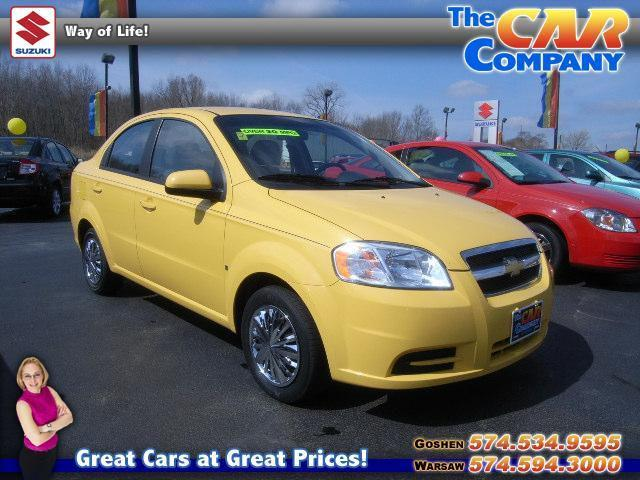 2009 chevrolet aveo lt for sale in warsaw indiana. Black Bedroom Furniture Sets. Home Design Ideas