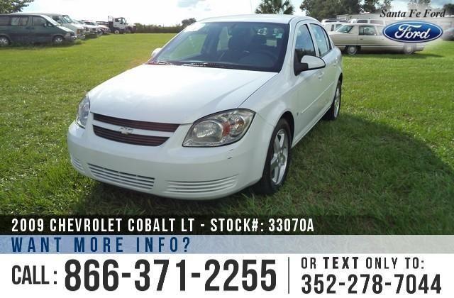 2009 Chevrolet Cobalt - 122K Miles - Finance Here!