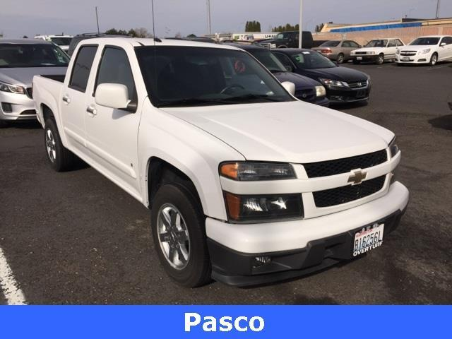 2009 chevrolet colorado lt 4x2 lt 4dr crew cab w 1lt for sale in pasco washington classified. Black Bedroom Furniture Sets. Home Design Ideas