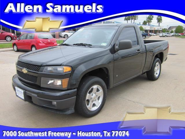 2009 chevrolet colorado lt for sale in houston texas classified. Cars Review. Best American Auto & Cars Review