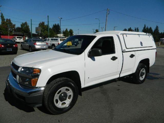 2009 chevrolet colorado regular cab utility bed pickup lease return for sale in five corners. Black Bedroom Furniture Sets. Home Design Ideas