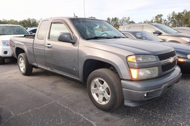 2009 chevrolet colorado work truck 4x2 work truck extended cab 4dr for sale in new port richey. Black Bedroom Furniture Sets. Home Design Ideas