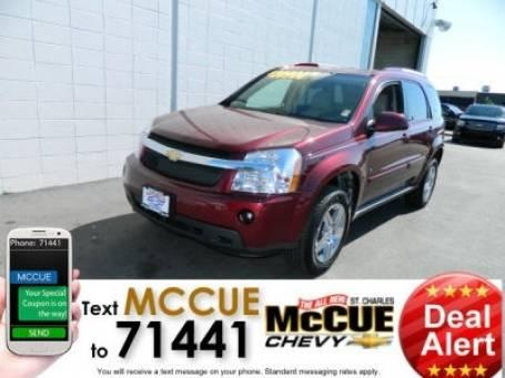 2009 chevrolet equinox lt for sale in saint charles illinois classified. Black Bedroom Furniture Sets. Home Design Ideas