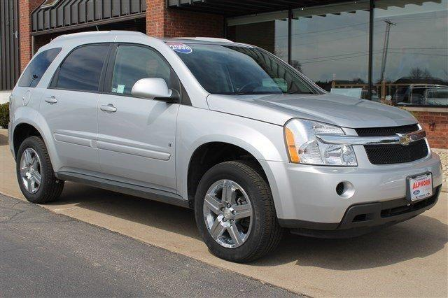 2009 chevrolet equinox lt1 awd for sale in monroe wisconsin classified. Black Bedroom Furniture Sets. Home Design Ideas