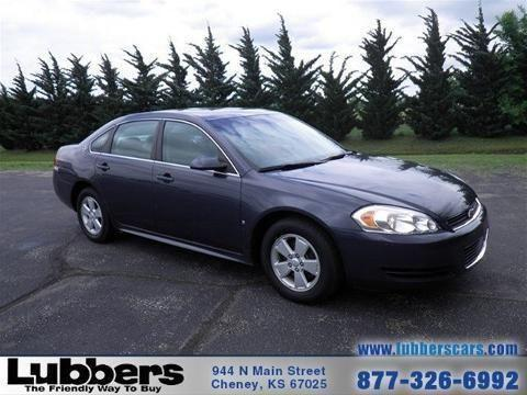 Lubbers Chevrolet Cheney >> 2009 CHEVROLET IMPALA 4 DOOR SEDAN for Sale in Cheney, Kansas Classified | AmericanListed.com