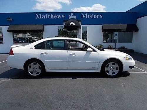 2009 chevrolet impala 4dr car ss for sale in goldsboro. Black Bedroom Furniture Sets. Home Design Ideas