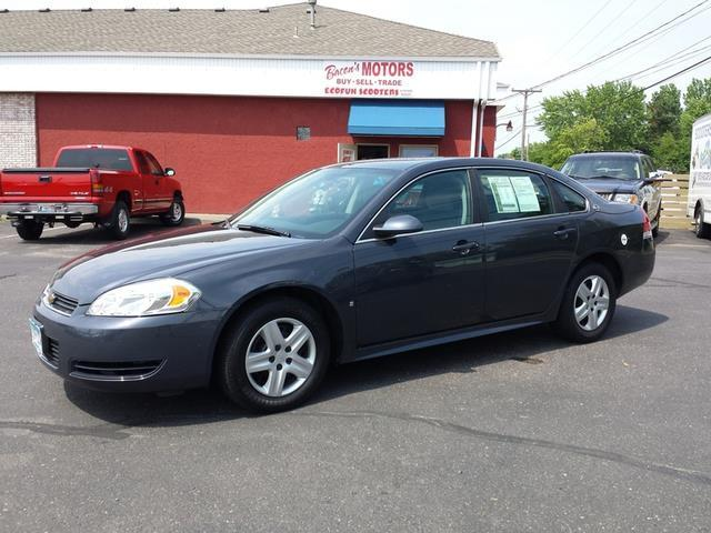 2009 chevrolet impala ls forest lake mn for sale in forest lake minnesota classified. Black Bedroom Furniture Sets. Home Design Ideas