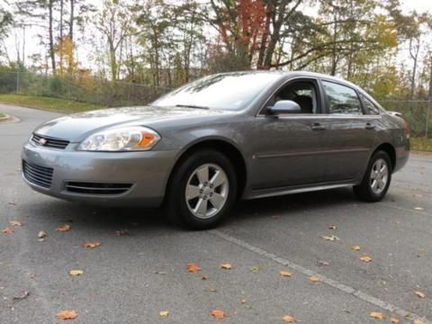 2009 chevrolet impala lt mount airy nc for sale in mount airy north carolina classified. Black Bedroom Furniture Sets. Home Design Ideas