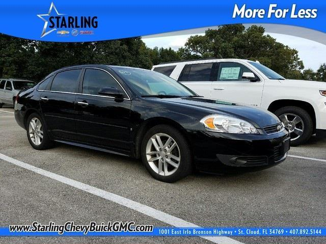 2009 chevrolet impala ltz ltz 4dr sedan for sale in saint cloud florida classified. Black Bedroom Furniture Sets. Home Design Ideas