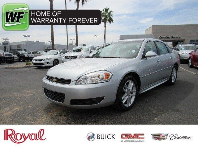 2009 chevrolet impala ltz ltz 4dr sedan for sale in tucson. Black Bedroom Furniture Sets. Home Design Ideas