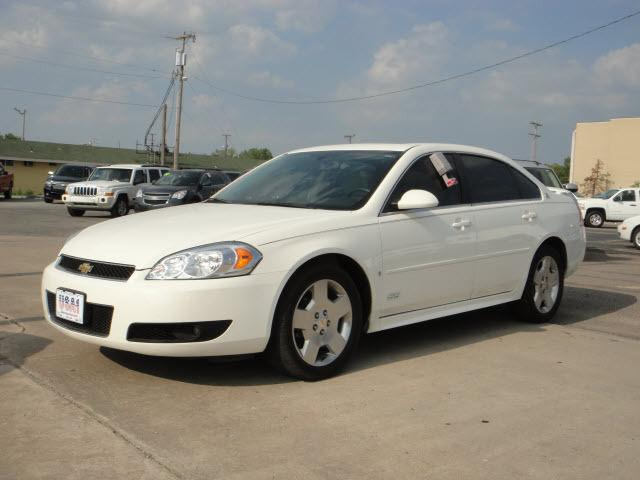 2009 Chevrolet Impala Ss For Sale In Ada Oklahoma