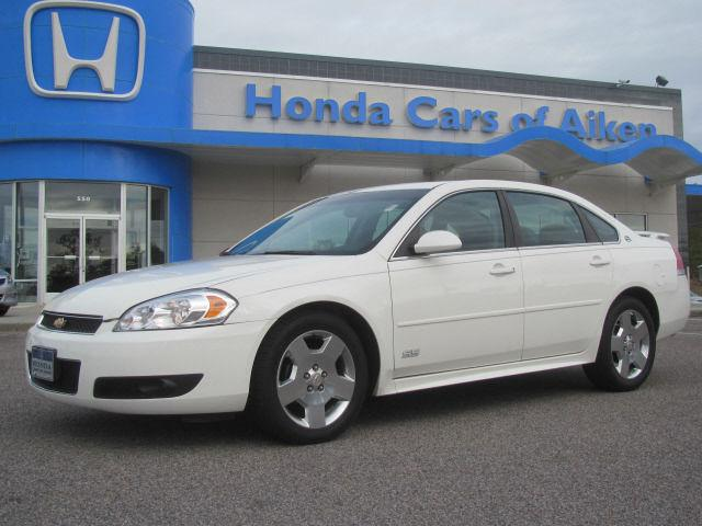 2009 chevrolet impala ss for sale in aiken south carolina classified. Black Bedroom Furniture Sets. Home Design Ideas