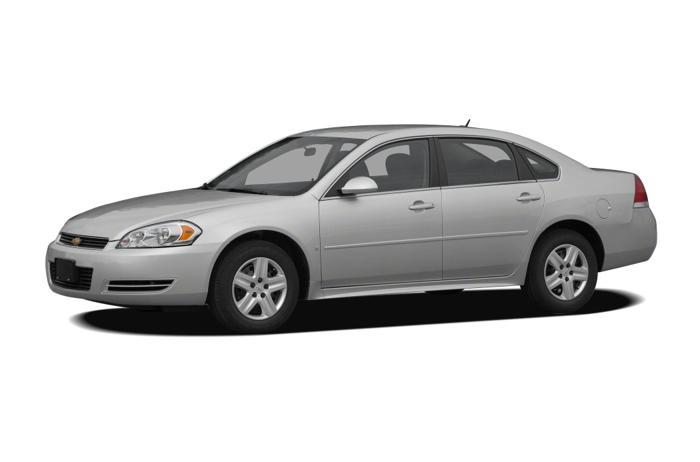 2009 Chevrolet Impala SS SS 4dr Sedan