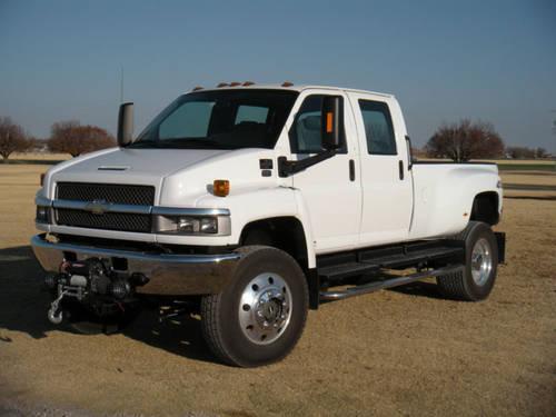 2009 Chevrolet Kodiak 4x4 crew cab for Sale in Broken Arrow, Oklahoma Classified ...