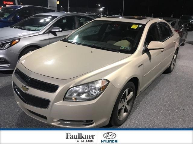 2009 Chevrolet Malibu Hybrid Base Base 4dr Sedan