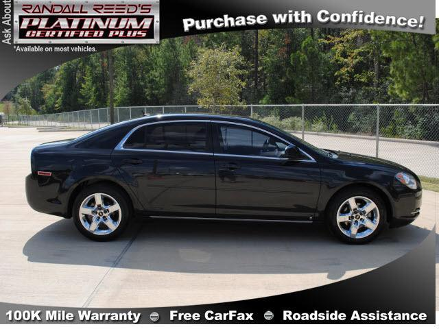 2009 chevrolet malibu lt for sale in huntsville texas classified. Black Bedroom Furniture Sets. Home Design Ideas