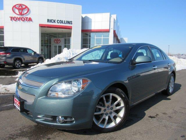 2009 Chevrolet Malibu LTZ LTZ 4dr Sedan w/HFV6 Engine