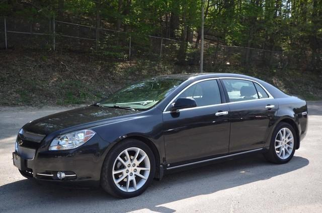 2009 chevrolet malibu sedan ltz for sale in naugatuck. Black Bedroom Furniture Sets. Home Design Ideas