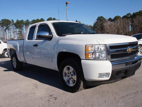 2009 chevrolet silverado 1500 4d extended cab lt for sale. Black Bedroom Furniture Sets. Home Design Ideas