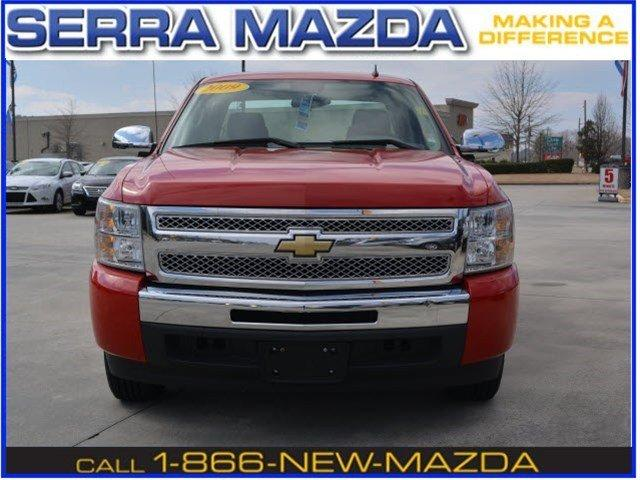 2009 chevrolet silverado 1500 4x2 work truck 4dr extended cab 6 5 ft sb for sale in birmingham. Black Bedroom Furniture Sets. Home Design Ideas