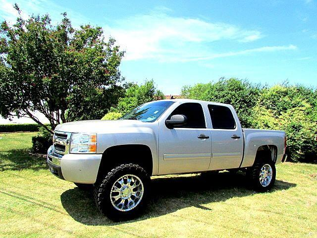 2009 chevrolet silverado 1500 for sale in arlington texas classified. Black Bedroom Furniture Sets. Home Design Ideas