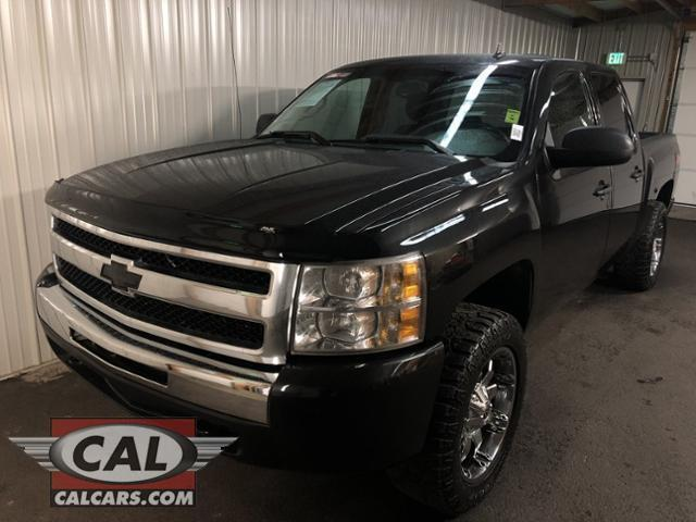 2009 chevrolet silverado 1500 ls 4x4 ls 4dr crew cab 5 8 ft sb for sale in airway heights. Black Bedroom Furniture Sets. Home Design Ideas