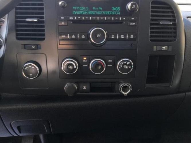 2009 Chevrolet Silverado 1500 LT 4x4 LT 4dr Extended Cab 5 8 ft  SB