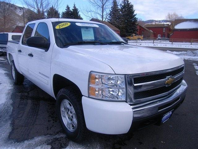 2009 chevrolet silverado 1500 lt for sale in jackson wyoming classified. Black Bedroom Furniture Sets. Home Design Ideas
