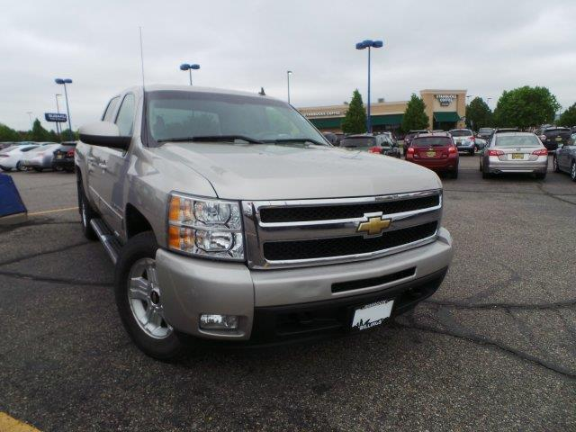 2009 chevrolet silverado 1500 ltz 4x4 ltz 4dr crew cab 5 8 ft sb for sale in billings montana. Black Bedroom Furniture Sets. Home Design Ideas