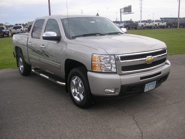 2009 chevrolet silverado 1500 ltz for sale in bemidji minnesota classified. Black Bedroom Furniture Sets. Home Design Ideas