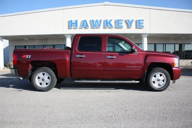 2009 chevrolet silverado 1500 ltz for sale in red oak iowa classified. Black Bedroom Furniture Sets. Home Design Ideas