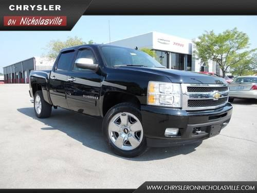 2009 chevrolet silverado 1500 pickup truck ltz for sale in nicholasville kentucky classified. Black Bedroom Furniture Sets. Home Design Ideas