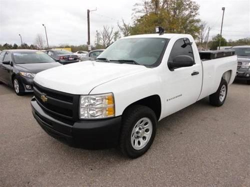 2009 chevrolet silverado 1500 regular cab pickup work truck for sale in evergreen alabama. Black Bedroom Furniture Sets. Home Design Ideas