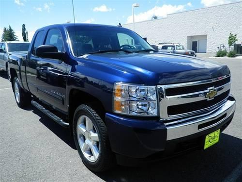 2009 chevrolet silverado 1500 truck lt for sale in bozeman montana classified. Black Bedroom Furniture Sets. Home Design Ideas