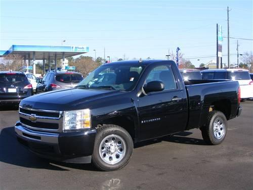 2009 chevrolet silverado 1500 truck work truck for sale in dublin georgia classified. Black Bedroom Furniture Sets. Home Design Ideas