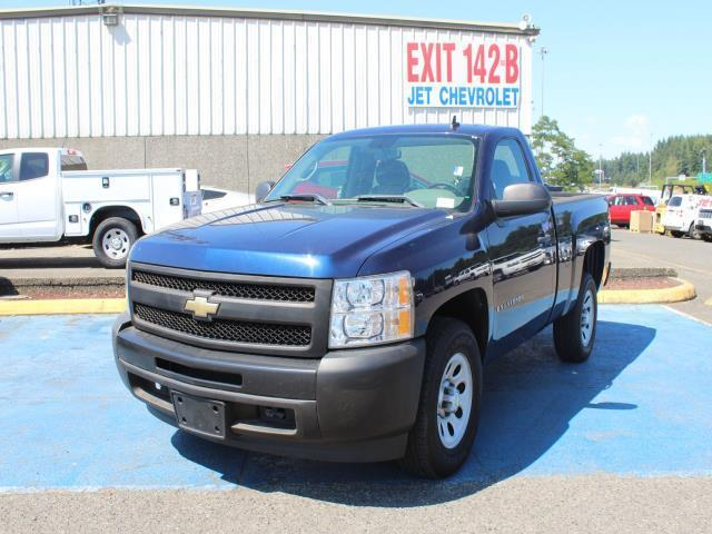 2009 chevrolet silverado 1500 work truck 4x2 work truck 2dr regular cab 6 5 ft sb for sale in. Black Bedroom Furniture Sets. Home Design Ideas