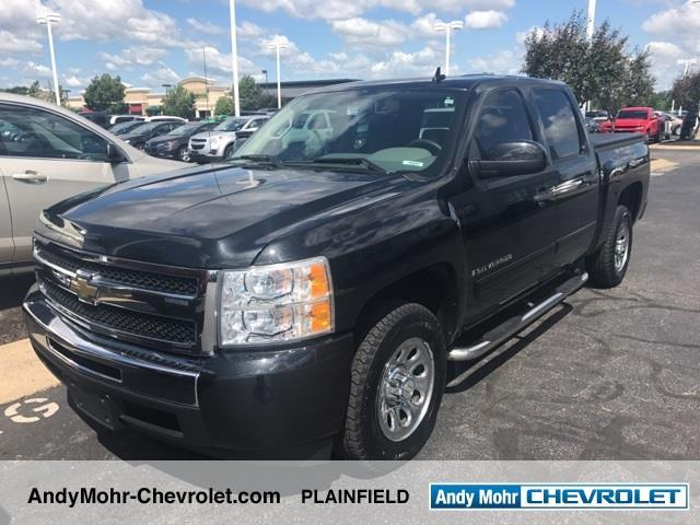 2009 chevrolet silverado 1500 work truck 4x2 work truck 4dr crew cab sb for sale in cartersburg. Black Bedroom Furniture Sets. Home Design Ideas