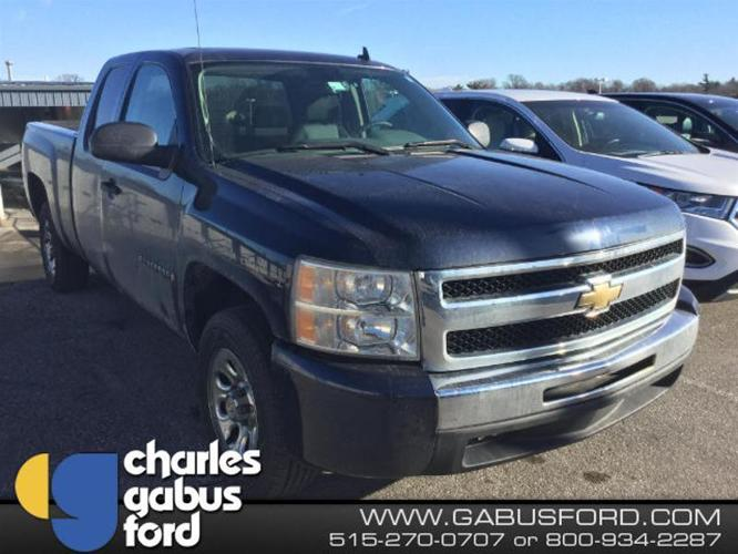 2009 chevrolet silverado 1500 work truck 4x2 work truck 4dr extended cab 5 8 ft sb for sale in. Black Bedroom Furniture Sets. Home Design Ideas