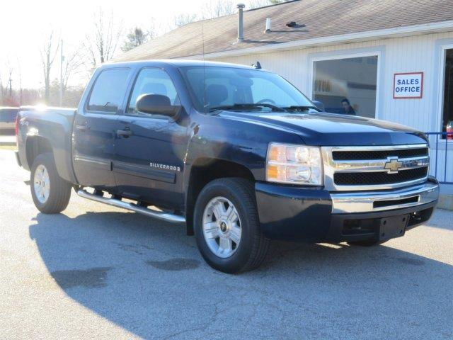 2009 chevrolet silverado 1500 work truck 4x4 work truck 4dr crew cab sb for sale in meskegon. Black Bedroom Furniture Sets. Home Design Ideas