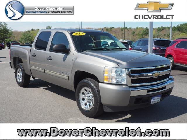 2009 chevrolet silverado 1500 work truck 4x4 work truck 4dr crew cab sb for sale in dover new. Black Bedroom Furniture Sets. Home Design Ideas