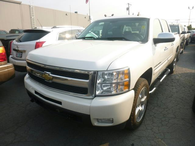 2009 chevrolet silverado 1500 work truck 4x4 work truck 4dr crew cab sb for sale in gladstone. Black Bedroom Furniture Sets. Home Design Ideas