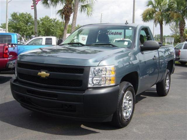 2009 chevrolet silverado 1500 work truck for sale in gainesville florida classified. Black Bedroom Furniture Sets. Home Design Ideas