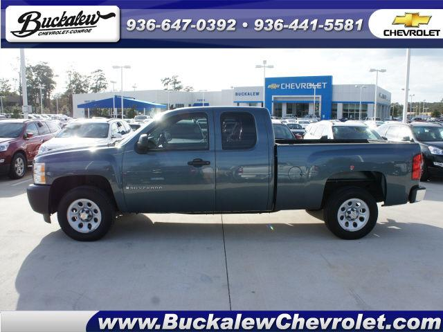 2009 chevrolet silverado 1500 work truck for sale in conroe texas classified. Black Bedroom Furniture Sets. Home Design Ideas