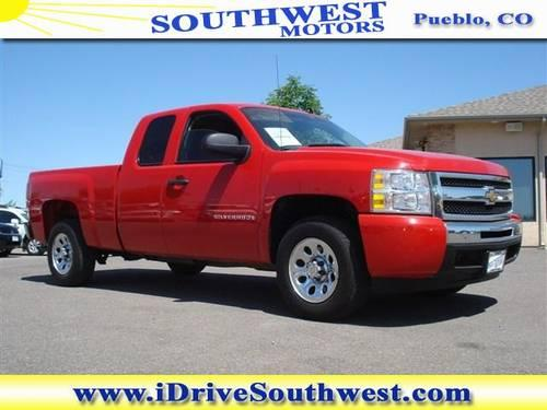 2009 chevrolet silverado 1500 work truck rwd for sale in pueblo colorado classified. Black Bedroom Furniture Sets. Home Design Ideas