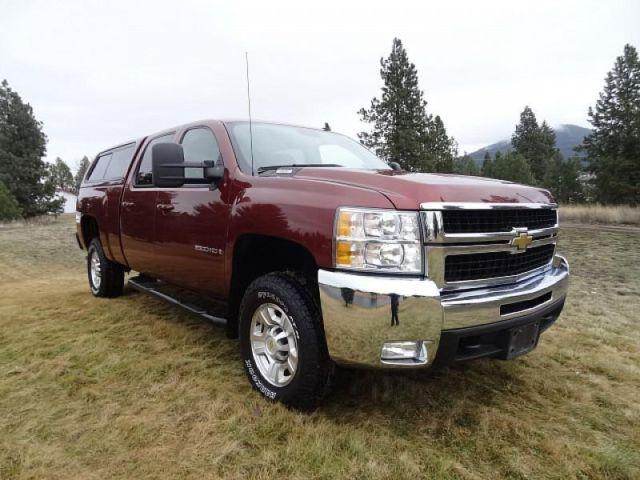 2009 chevrolet silverado 2500 for sale in coeur d 39 alene idaho classified. Black Bedroom Furniture Sets. Home Design Ideas