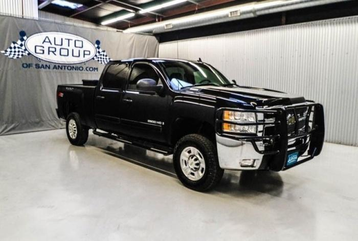 2009 chevrolet silverado 2500hd for sale in san antonio texas classified. Black Bedroom Furniture Sets. Home Design Ideas