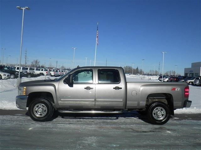 2009 chevrolet silverado 2500hd lt 4x4 lt 4dr crew cab sb. Black Bedroom Furniture Sets. Home Design Ideas